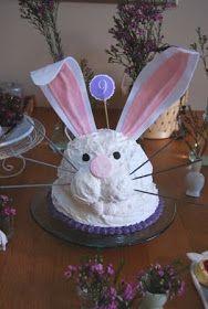 Tania McCartney Blog: Parties: Purple Bunny Party