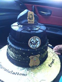 cop retirement party ideas - Google Search