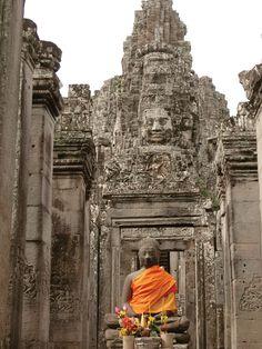 Temple in Saigon - Vietnam