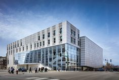 Voxman Music Building,© Tim Griffith