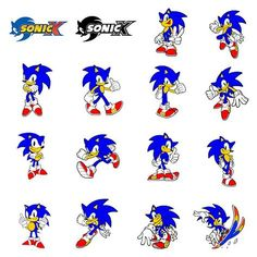 Sonic Svg/Eps/Png/Jpg/Cliparts,Printable, Silhouette and Cricut File ! Sonic Birthday Cake, Sonic Birthday Parties, Sonic Party, Pokemon Birthday, Bolo Sonic, Sonic Cake, Sonic Adventure, Sonic The Hedgehog, Classic Sonic