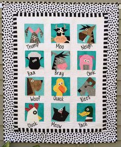 This PDF paper piece pattern gives clear, concise directions to create the adorable Farmyard Stars Quilt and can be downloaded immediately. The measurements of the quilt are 45x 54. This will make a great lap quilt or juvenile quilt! Wouldnt it look charming on your childs bedroom wall? The blocks are 8 X 8 and could also be used for potholders or pillows. The inspiration for this quilt came from fond memories of growing up on a rural Wisconsin dairy farm. This is an original Made By Marney…