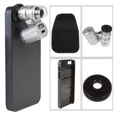 new Mini Microscope Scope Specialized For iPhone 5 / 5S Unbranded/Generic #UnbrandedGeneric