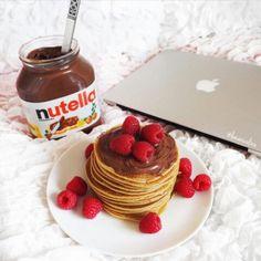 Breakfast goals❤