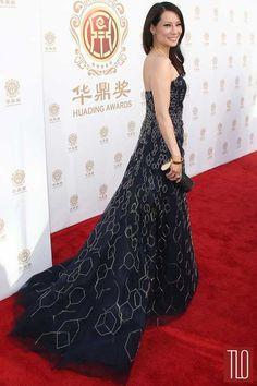 Luci-Liu-2014-Huading-Film-Awards-Tom-Lorenzo-Site-TLO (10) in Carolina Herrera.