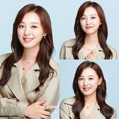 Back To School Fashion, Kim Ji Won, Fashion Hair, Beautiful Celebrities, Kdrama, Idol, Actresses, Actors