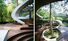 Japanese Shell House, Karuizawa, Japan. Artechnic Architecture Firm.