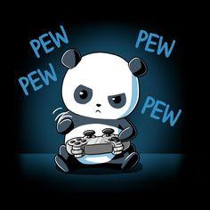 Pew Pew Panda