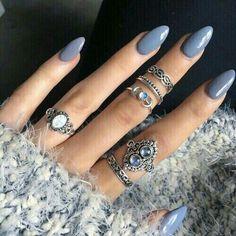 Blue silver