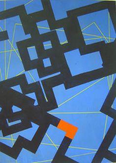 """Saatchi Art Artist Alfonso Cintado; Painting, """"STD"""" #art"""