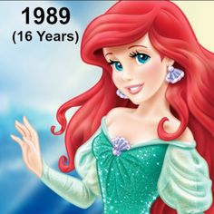 Flip to reveal how old each princess would be in 2016. Hint: Cinderella is not 19 anymore . . . Pictures by: Isaque Arêas'