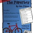 This is a reader's response activity to go with the book: The Paperboy by Dav Pilkey This pdf file includes a printable sheet with quotes from . The Paperboy, Make Meaning, Cause And Effect, Third Grade, Book Activities, Language Arts, Teacher Gifts, Raising, Curriculum