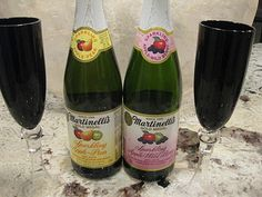 apple mango and  apple pear martinelli sparkling cider