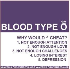 Blood type O Blood Type Personality, Blood Types, Blood Groups, Type S, Thing 1, Enough Is Enough, Nurses, Comic, Science