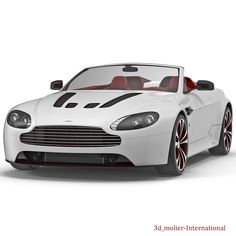 Aston Martin V12 Vantage Roadster 2015 3d model http://www.turbosquid.com/FullPreview/Index.cfm/ID/905200?referral=3d_molier-International