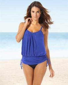 Bathing Suit for Summer Shelly Tankini Top #somaintimates