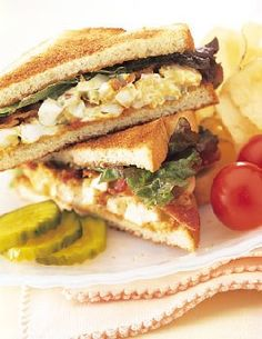 Easy egg salad sandwich recipe is a healthy, tasty and easy to prepare. People love to use easy egg salad sandwich recipe to get maximum calories in no time