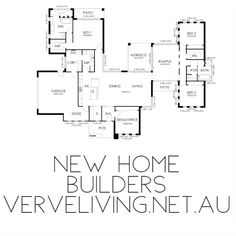 Building Brokers to help make building your home in the South West a smoother process! Save time, money and sanity with our home building process. Dream House Plans, House Floor Plans, Interior Architecture Drawing, Rectangular Living Rooms, Bath Kit, Granny Pod, Washable Area Rugs, Backyard Cottage, Pallet House