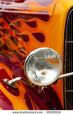 Hotrod Stock Photos, Images, & Pictures   Shutterstock