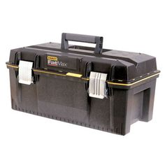 Shop Professional Stanley Fatmax Waterproof Toolbox. Free UK delivery from Toolden