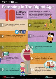 10 Cell Phone Rules for Moms