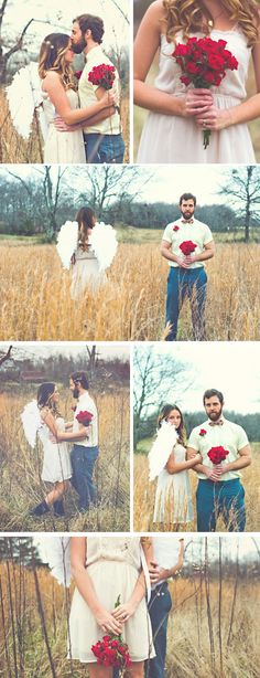 Oh Lovely Day®: {Love Shoot} Valentine's Day-Inspired Love Shoot from Jessie Holloway