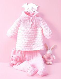 Sporty Set to Crochet | Yarnspirations