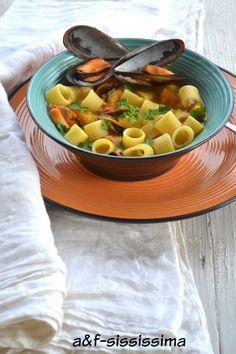 acqua e farina-sississima: zuppa di zucca e cozze