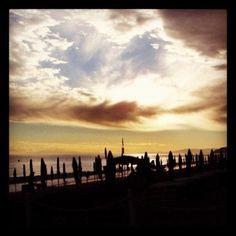 Sunset - Italia