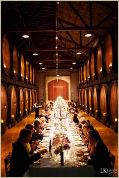 Spectacular Napa Valley California Wedding, Coordinated by LK Events Chicago.