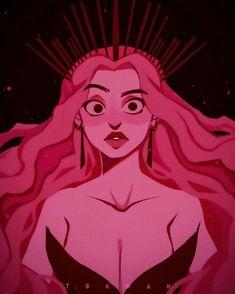 Girl Cartoon, Mythology Art, Character Design, Character Art, Hades, Mythology, Lore Olympus, Greek Mythology Art, Cartoon