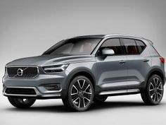 New Volvo XC40 styling pack added to options list