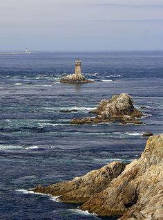 La Pointe du Raz, Brittany (Bretagne)