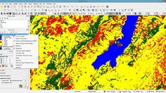 Image Classification and Post-processing in QGIS : Edition and reclassification