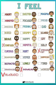 For Teachers and Parents! These Feelings amp; Emotions Playing Cards helps young people identify feelings increase their emotional vocabulary normalize emotions and build empathy emotional intelligence and social emotional learning for others and self. Counseling Activities, Art Therapy Activities, Emotional Regulation, Self Regulation, Coping Skills, Social Skills, Mindfulness Exercises, School Social Work, School School