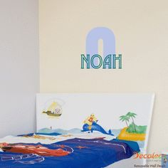 A well placed Name Wall Decals could help improve the design and overall indoor feel of the majority of areas and offices. Ever before need that last touch to complete the design theme in your kid's space.