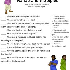 Enjoy our free printable Bible Quiz, Prodigal Son. Fun for kids to test their knowledge of Yeshua& parables. Feel free to share with others, too! Bible Study For Kids, Bible Lessons For Kids, Scripture Study, Quizzes For Kids, Devotions For Kids, Social Emotional Activities, Bible Quiz, Bible Object Lessons, Bible School Crafts