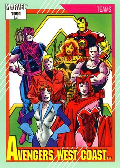 Trading cards from comic books, including Marvel, DC Comics, Image and more. Nightcrawler Marvel, Iceman Marvel, Punisher Marvel, Marvel Comics Art, Marvel Comic Books, Comic Books Art, Comic Art, Book Art, Marvel Characters