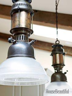 Vintage Lighting from Obsolete on 1stdibs.com. Design: Dan Doyle. #vintage_lighting