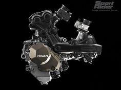 Ducati Introduces Desmodromic Variable Timing