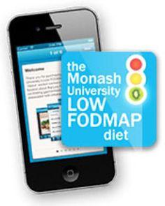 The Monash University Low FODMAP Diet App