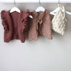 Knitted vest - Paelas