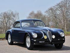 1949 Alfa Romeo 6C 2500 SS Villa d'Este Coupé by Touring | Villa Erba 2015 | RM Sotheby's