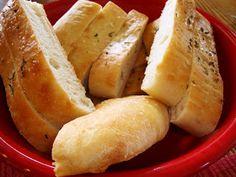 Kitchie Coo: Garlic Rosemary Focaccia