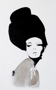 fashion illustration by Erin Flannery