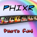 Phixr is an online photo editor.