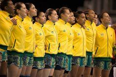 """No handebol, Brasil busca ouro contra freguês Argentina: """"Gostinho especial"""" #globoesporte"""