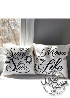 Game of Thrones My Sun and Stars Moon of My Life Pillowcase Set anniversary… Nerd Room, My Room, Game Of Thrones Tattoo, Game Thrones, Game Of Thrones Decor, Game Of Thrones Gifts, Game Of Thrones Bedroom, Home Decor Accessories, Decorative Accessories