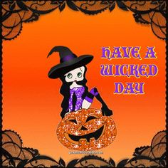 Betty Boop Halloween, Halloween Scene, Haunted Halloween, Cute Halloween Pictures, Cute Cartoon Pictures, Betty Cartoon, Betty Boop Pictures, The Worst Witch, Crazy Friends