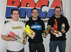 Reedy Success at BRCA 1/12 Nationals Round 5